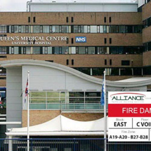 QMC HOSPITAL – NOTTINGHAM
